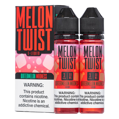 Melon Twist Eliquids Watermelon Madness-UVD