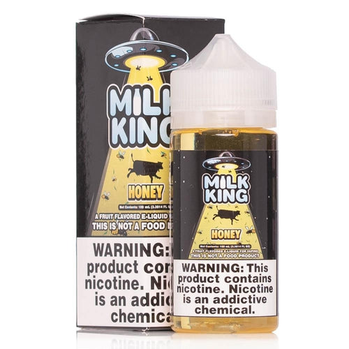 Milk King Honey Ejuice-UVD