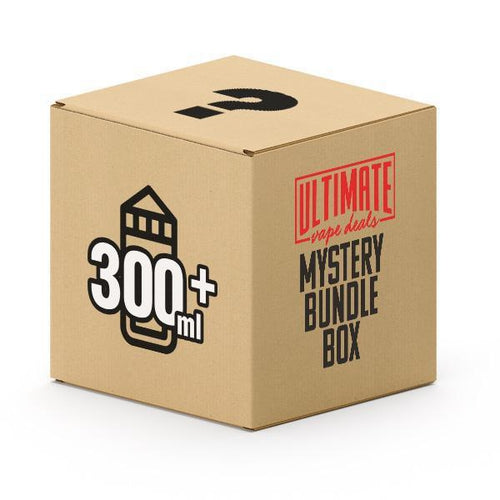 300ml Plus Mystery Eliquid Bundle Box