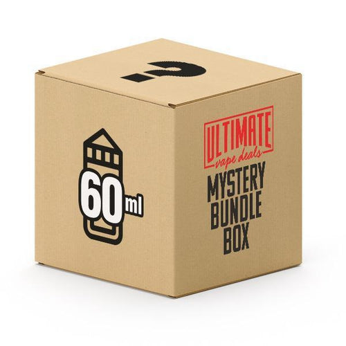 60ml Mystery Eliquid Bundle Box - UltimateVapeDeals.com
