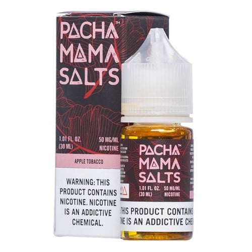 Pachamama Salt Apple Tobacco Eliquid-UVD
