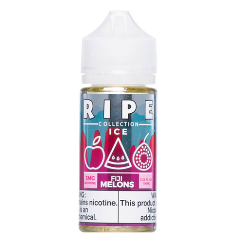 Ripe Collection Ice Fiji Melons Eliquid - UltimateVapeDeals.com