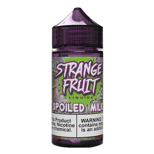 Strange Fruit Spoiled Milk Ejuice | UVD