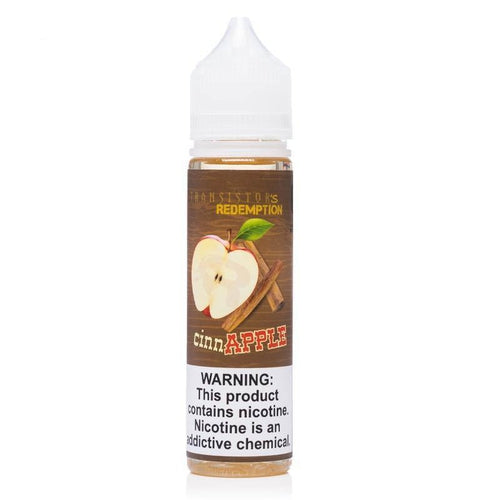 Transistor's Redemption Cinn Apple Ejuice