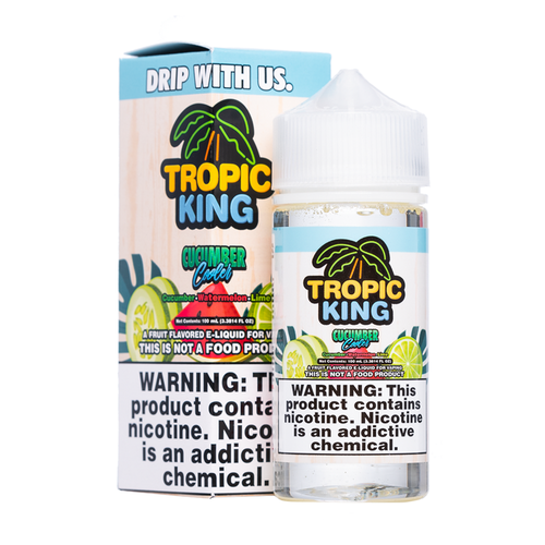 Tropic King Cucumber Cooler Ejuice-UVD