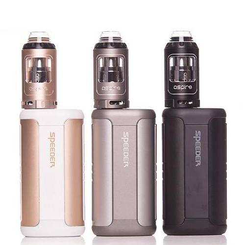 Aspire Speeder 200W Kit-UVD