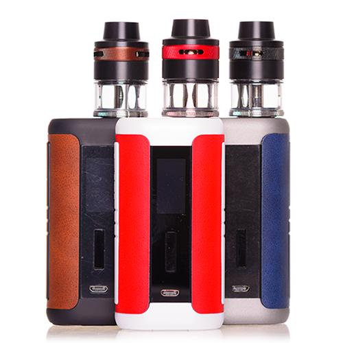 Aspire Speeder 200W TC Box Mod & Revvo 24mm Sub-Ohm Tank Vape Kit-UVD