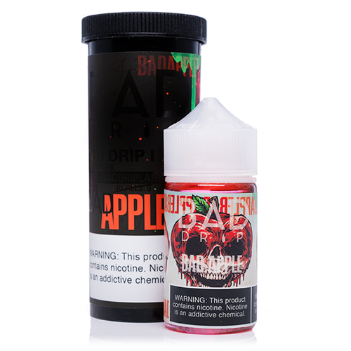 Bad Drip Labs Bad Apple Ejuice-UVD