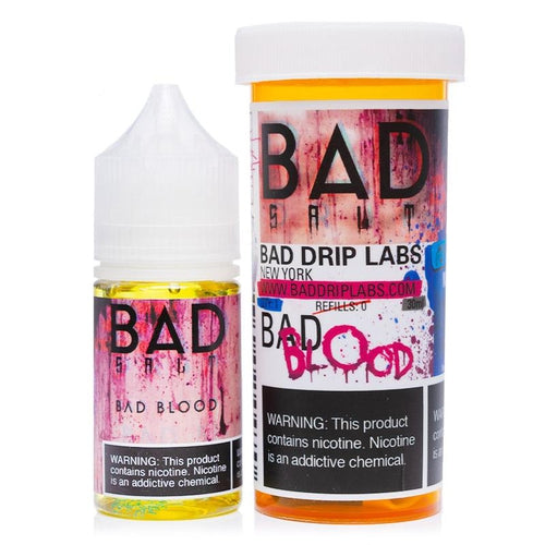 Bad Salts Bad Blood Eliquid | UVD