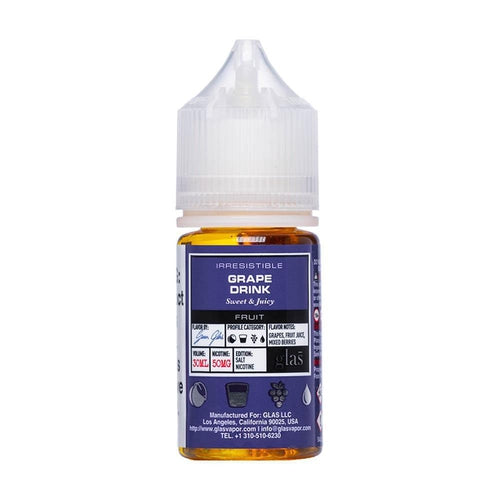 Basix Nic Salt Grape Drank Ejuice | $12.99 | UltimateVapeDeals.com