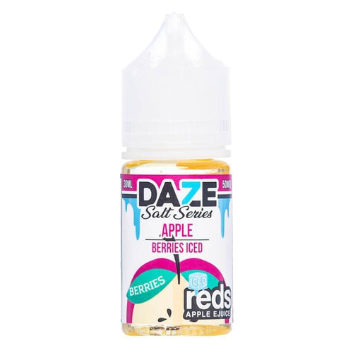 Red Apple Salt Series Berries Iced Ejuice-UVD