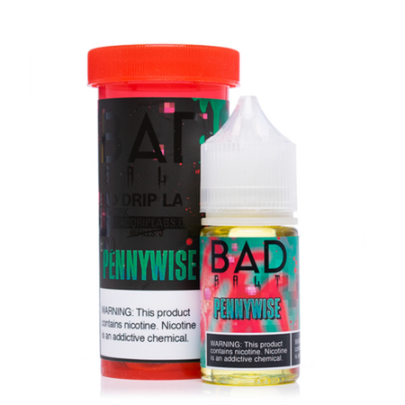 Bad Salts Pennywise Ejuice | UVD