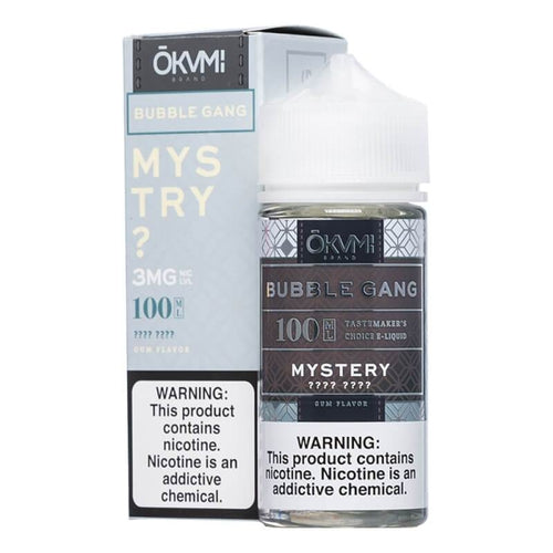 Bubble Gang Mystery Ejuice-UVD