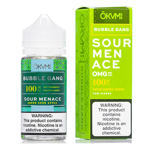 Bubble Gang Sour Menace