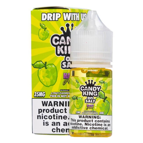 Candy King On Salt Hard Apple Ejuice-UVD