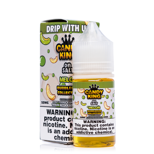 Candy King On Salt Melon Bubblegum ($12.99) | Ultimate Vape Deals