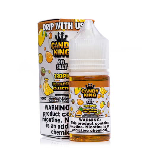 Candy King On Salt Tropic Bubblegum Ejuice