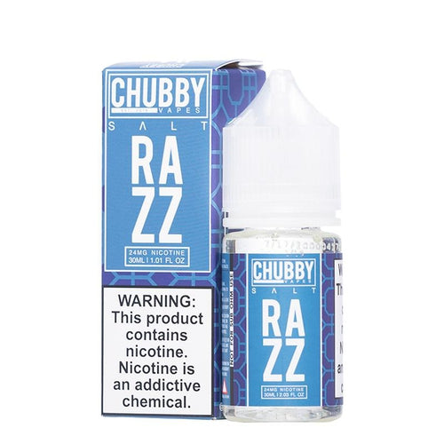 Chubby Bubble Salt Bubble Razz Eliquid-UVD