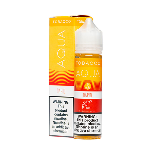Aqua Tobacco Rapid Ejuice