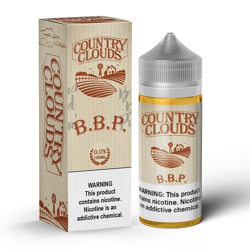 Country Clouds Banana Bread Puddin' Ejuice
