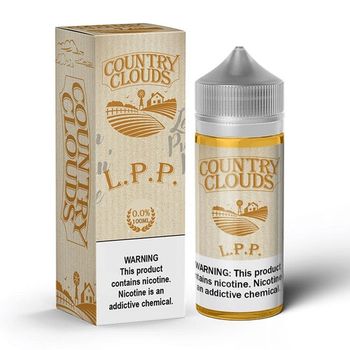 Country Clouds Lemon Puddin' Pie Ejuice | UVD