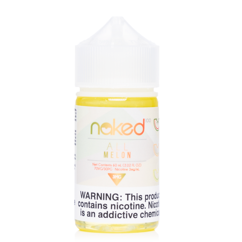 Naked 100 All Melon Ejuice-UVD