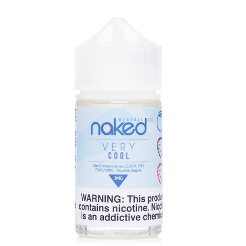 Naked 100 Very Cool eJuice 60ml Only $13.99