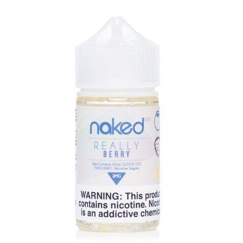 Naked 100 Really Berry Ejuice-UVD