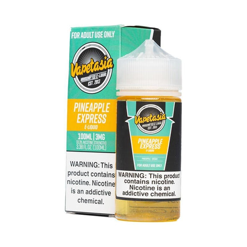 Vapetasia Pineapple Express Ejuice | UVD