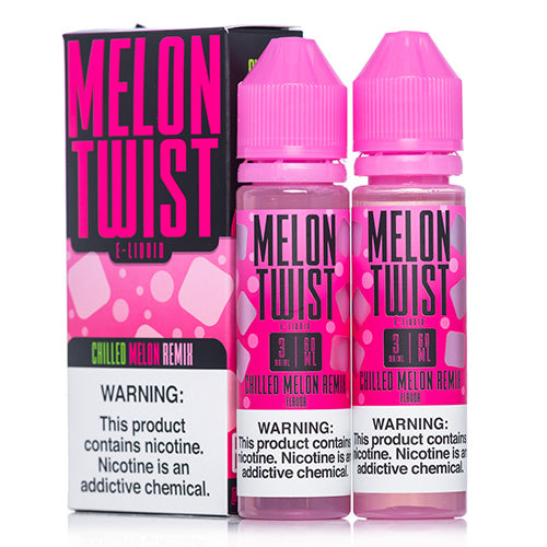 Melon Twist Eliquids Chilled Melon remix Ejuice