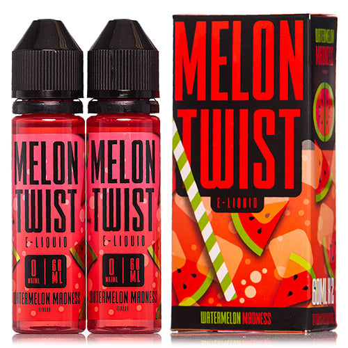 Melon Twist Eliquids Watermelon Madness Ejuice
