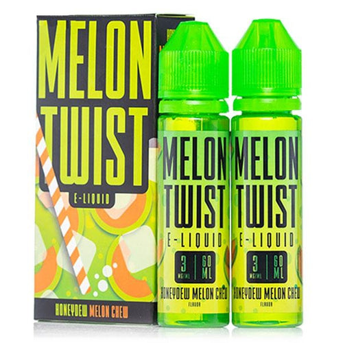Melon Twist Eliquids Honeydew Melon Chew Ejuice