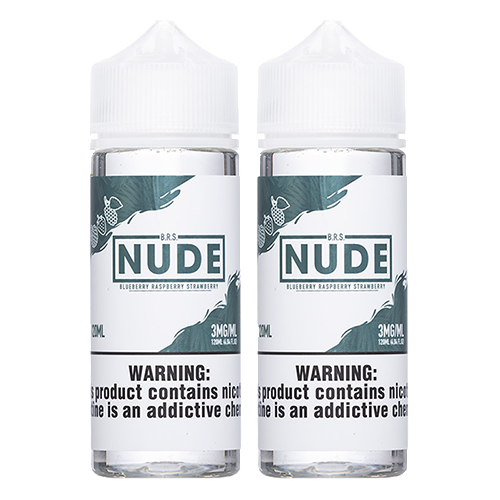 Nude B.R.S. 2 Pack Ejuice Bundle-UVD