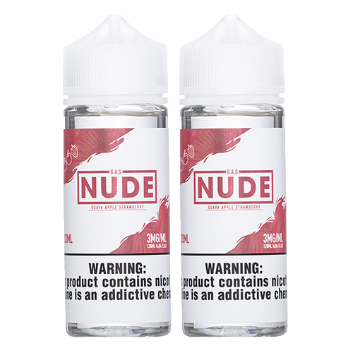 Nude G.A.S. 2 Pack Bundle
