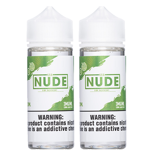 Nude K.R.B. 2 Pack Ejuice Bundle-UVD