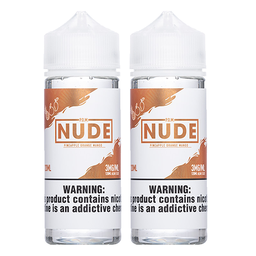 Nude P.O.M. 2 Pack Bundle