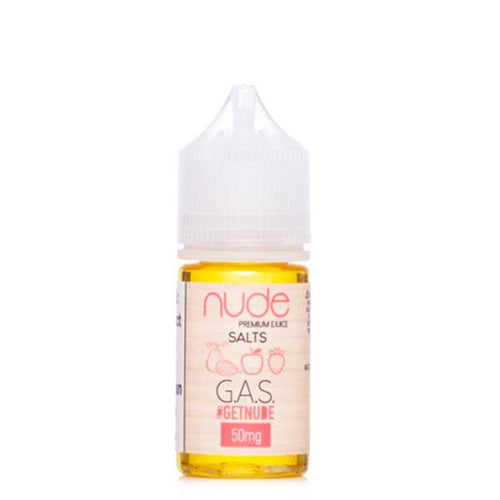 Nude Salts G.A.S. eJuice