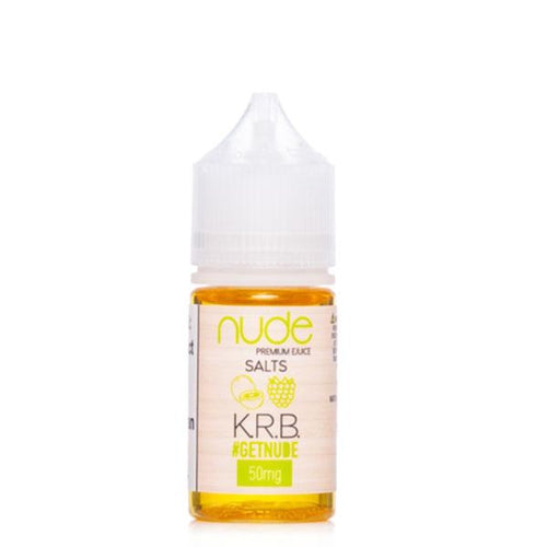 Nude Salts K.R.B. eJuice 30ml