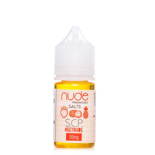 Nude Salts S.C.P. eJuice