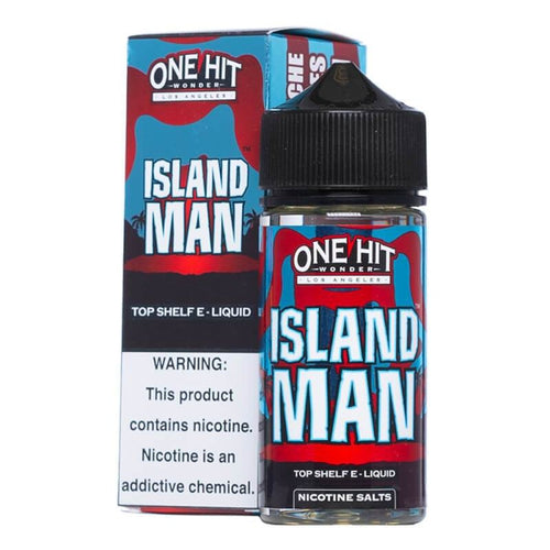 One Hit Wonder Island Man Ejuice-UVD