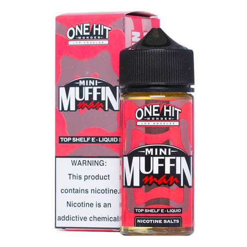 One Hit Wonder Mini Muffin Man Ejuice-UVD