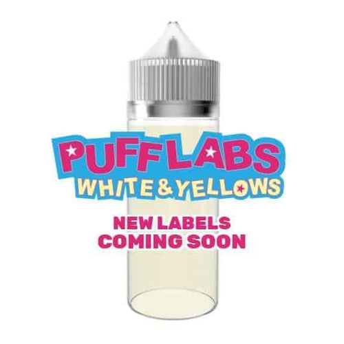 Puff Labs White & Yellows Ejuice (Formerly Circus Cookie)