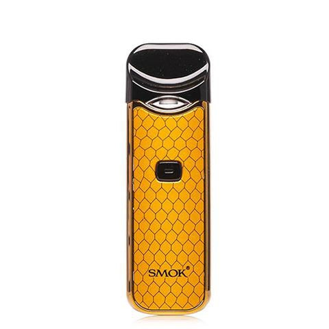Smok Nord Pod System Gold Yellow