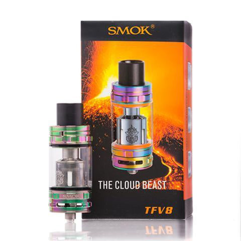 Smok TFV8 Cloud Beast 24.5MM Sub-Ohm Tank-UVD