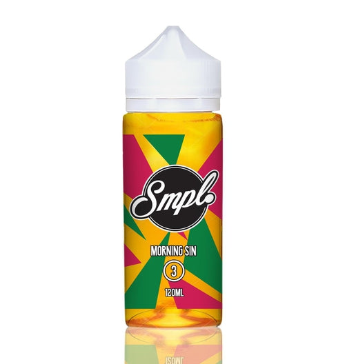 SMPL Morning Sin Ejuice-UVD