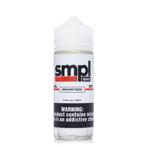 SMPL Orchard Fresh Ejuice-UVD
