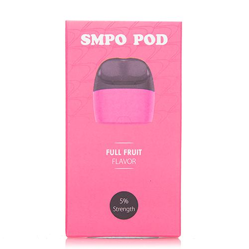 SMPO Full Fruit Replacement Pods 2 Pack - UltimateVapeDeals.com