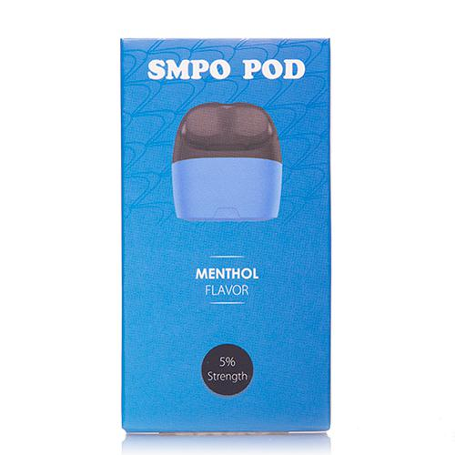 SMPO Menthol Replacement Pods 2 Pack-UVD