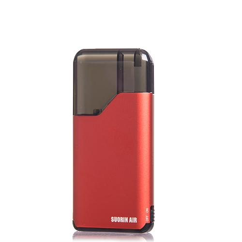 Suorin Air Pod System Vape Kit Red