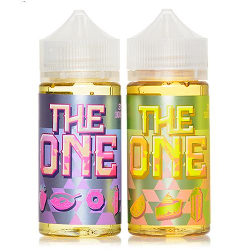 The One 2 Pack Ejuice Bundle-UVD